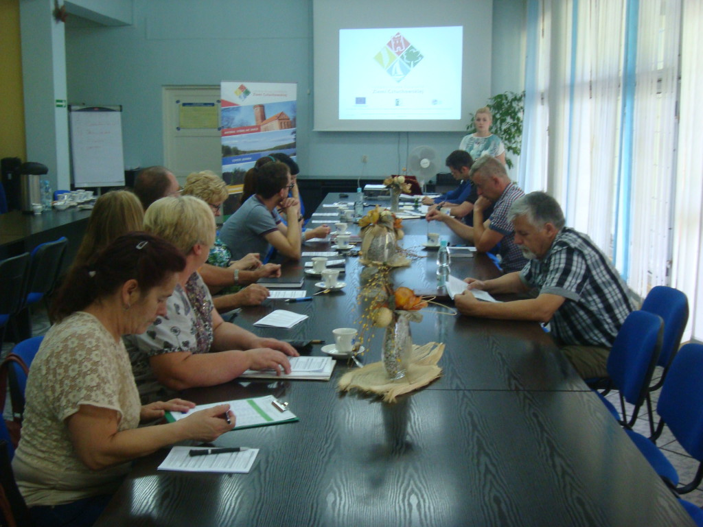 Spotkanie konsultacyjne Kryteria w Debrznie