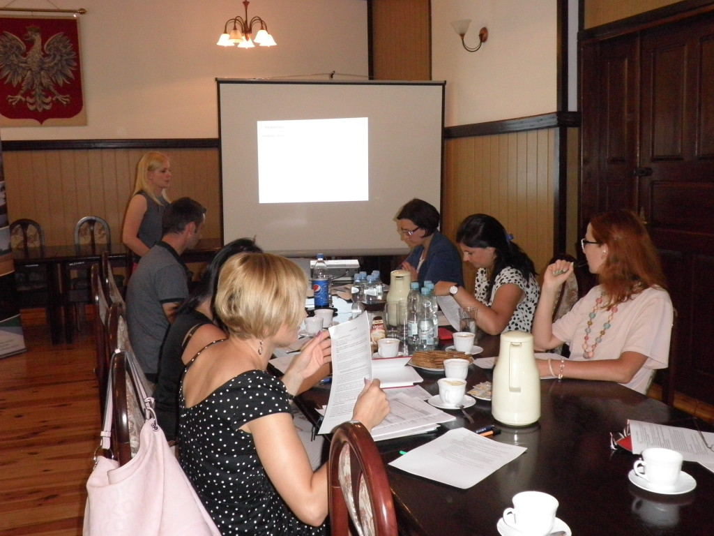 Spotkanie Zespołu ds. budżetu, wskaźników i lokalnych kryteriów
