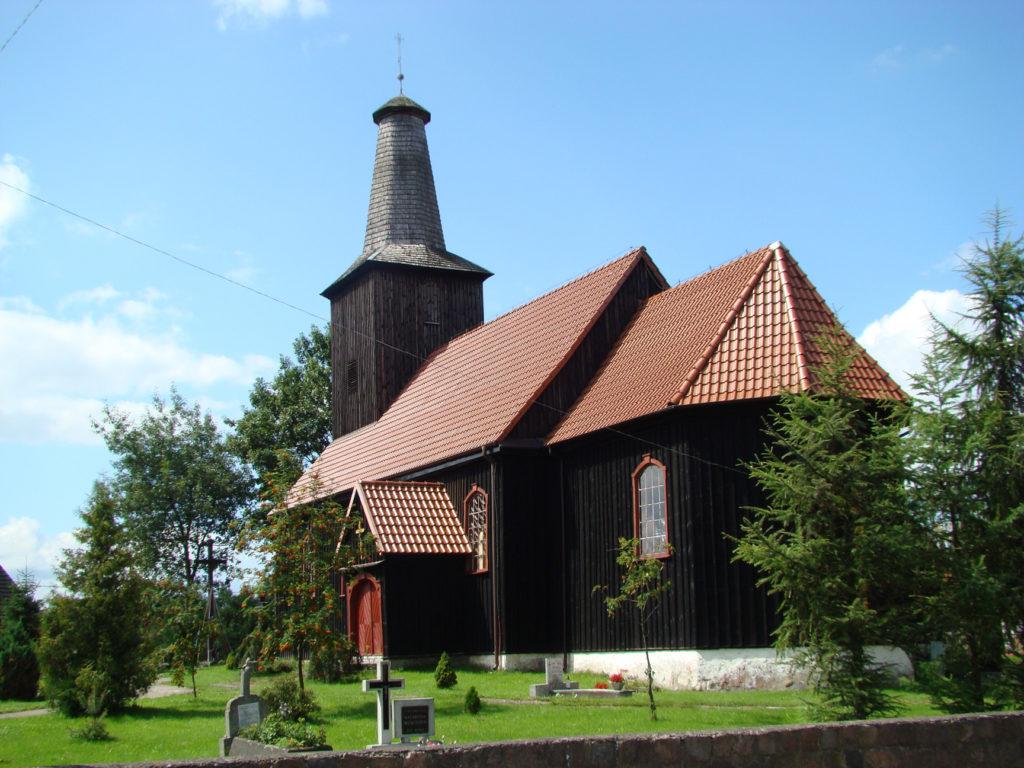 Kościół pw. św. Marcina Biskupa z Torus, Gwieździn