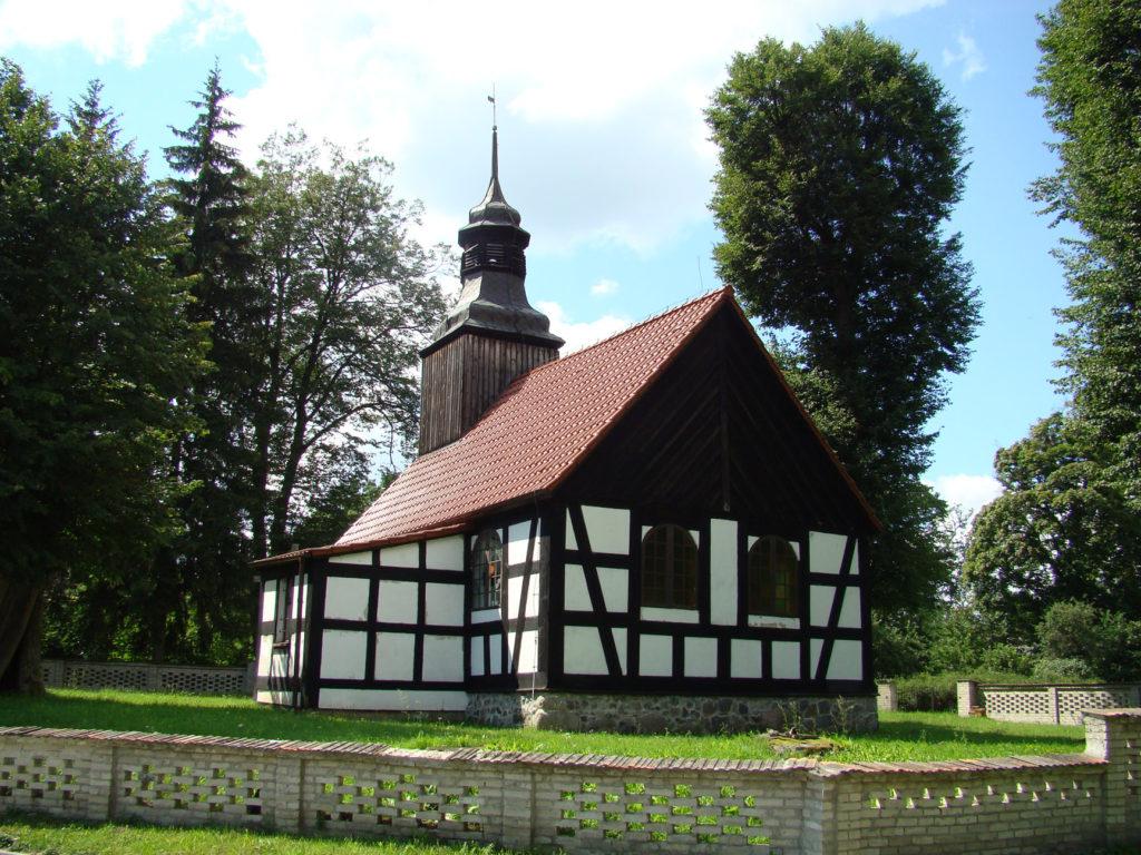 Kościół pw. Świętego Franciszka z Asyżu, Olszanowo