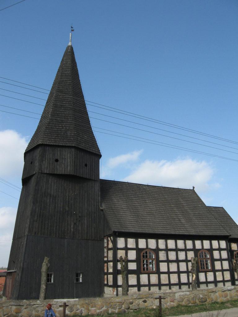 Kościół pw. Św. Trójcy z 1737 r., Polnica