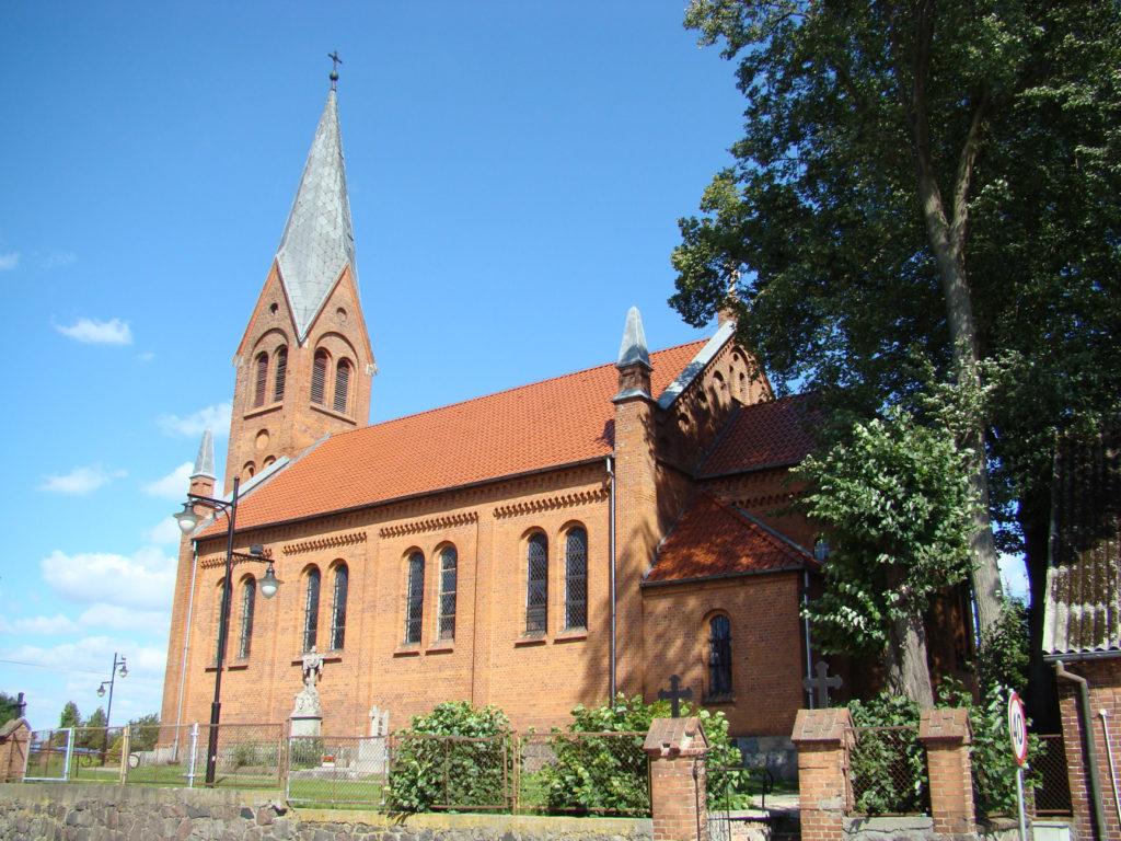 Kościół pw. Najświętszego Serca Pana Jezusa i św. Mikołaja, Rzeczenica