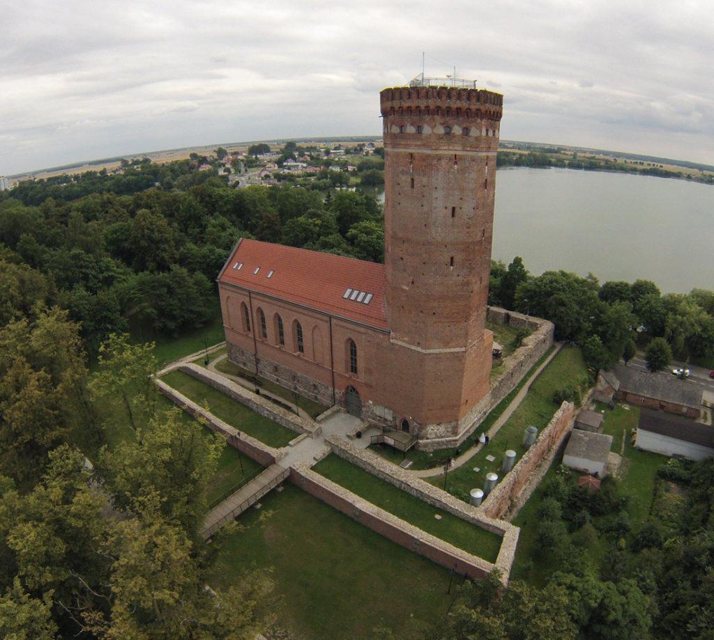 Krzyżacki Zamek, Człuchów