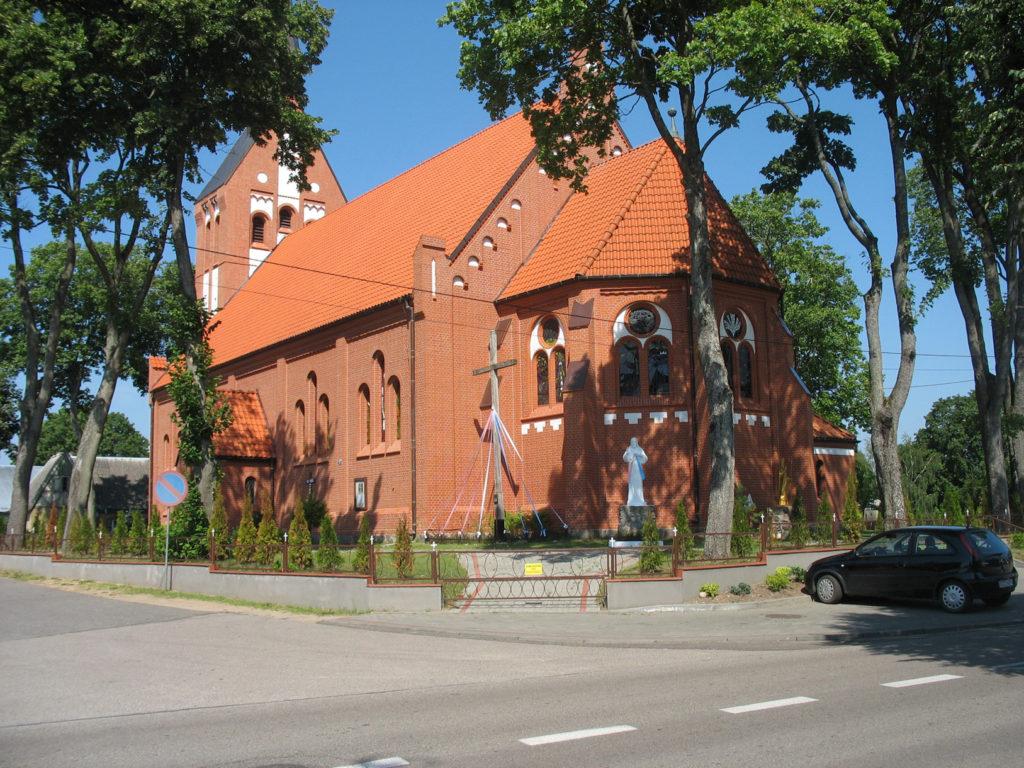 Kościół pw. Narodzenia Najświętszej Maryi Panny
